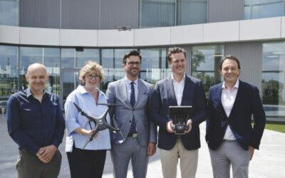 PXL, DronePort en provinciebestuur lanceren opleiding Drone Business Architect